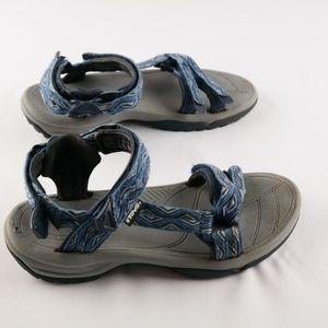 Teva Terra Fi Lite Sandals Sz 7
